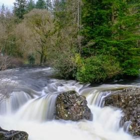 Betws-y-Coed Falls
