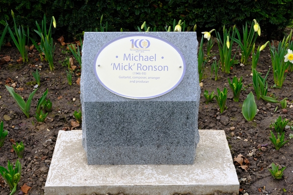 Mick Ronson Monument - Hull