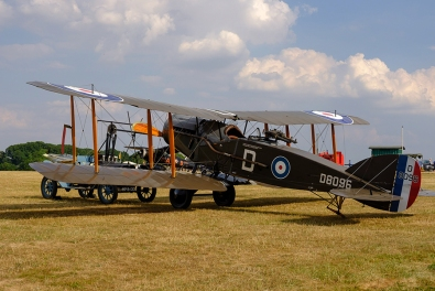 Shuttlleworth Air Show