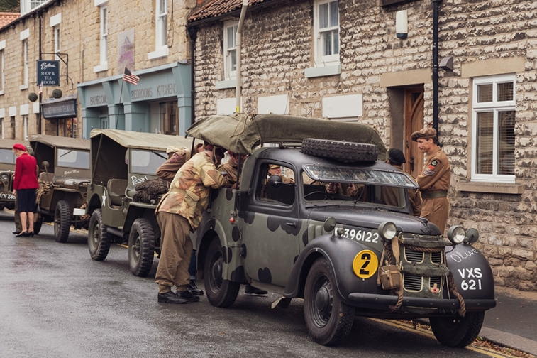 Pickering 1940's Revival