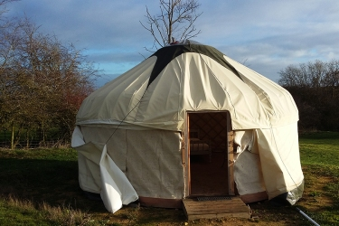 Yurt Refurbishment